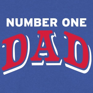 Number one Dad Pullover & Hoodies - Männer Pullover