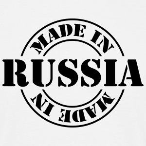 made_in_russia_m1 T-shirts - T-shirt herr