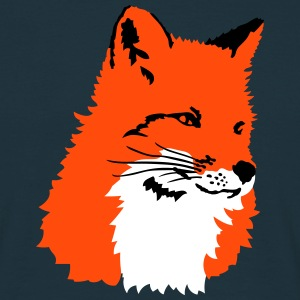 fox T-shirts - T-shirt herr