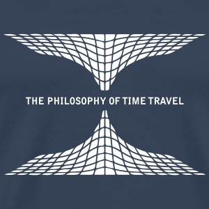 philosophy time travel T-Shirts - Men's Premium T-Shirt