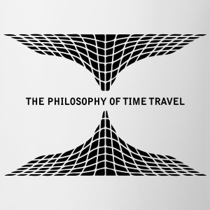 philosophy time travel Bottles & Mugs - Mug