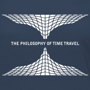philosophy time travel Long Sleeve Shirts - Women's Premium Longsleeve Shirt