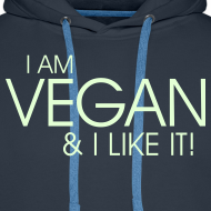 Motiv ~ I am vegan and I like it