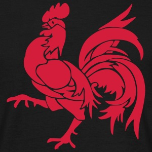 Wallon Rooster T-Shirts - Men's T-Shirt