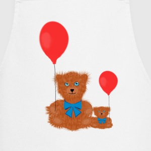 Mes oursons  Aprons - Cooking Apron