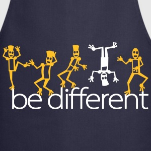 be different (2c)  Aprons - Cooking Apron