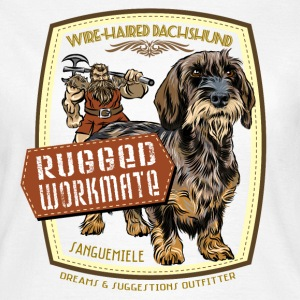 dachshund_rugged_workmate T-Shirts - Women's T-Shirt