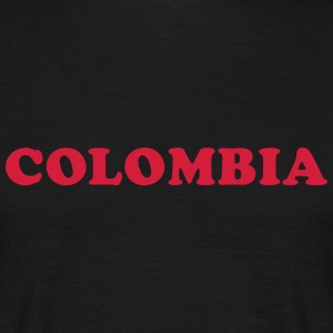 Colombia T-Shirts - Men's T-Shirt