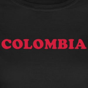 Colombia T-Shirts - Women's T-Shirt