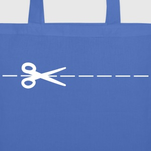 Schere Bags & backpacks - Tote Bag