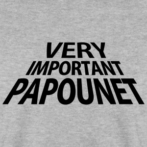 Very Important Papounet Papa (1c) Sweat-shirts - Sweat-shirt Homme