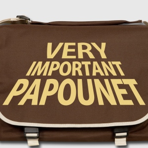 Very Important Papounet Papa (1c) Bags & backpacks - Shoulder Bag