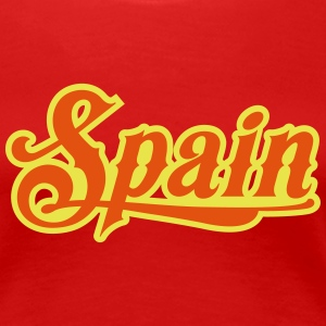 Spanien - Spain T-Shirts - Frauen Premium T-Shirt