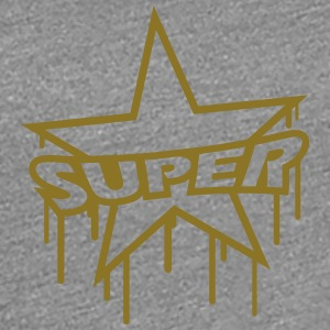 Super Star Graffiti T-Shirts - Women's Premium T-Shirt