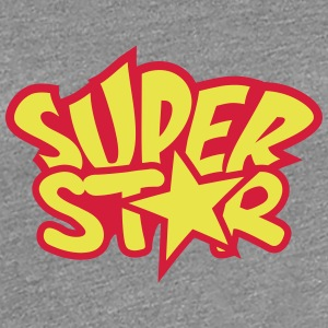 Super Star T-skjorter - Premium T-skjorte for kvinner