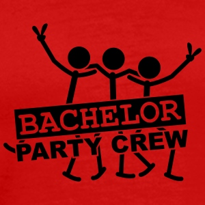 Bachelor Party Crew Team T-shirts - Premium-T-shirt herr