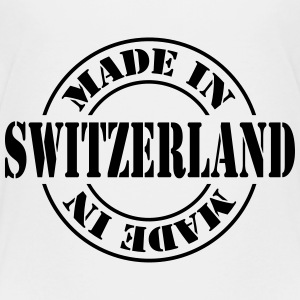 made_in_switzerland_m1 Shirts - Teenage Premium T-Shirt