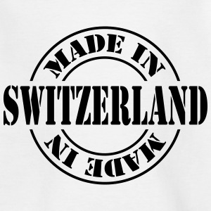 made_in_switzerland_m1 Tee shirts - T-shirt Ado