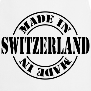 made_in_switzerland_m1 Forklæder - Forklæde