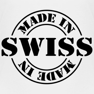 made_in_swiss_m1 Tee shirts - T-shirt Premium Enfant