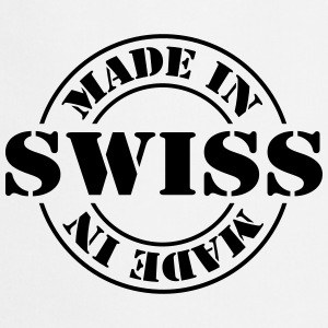 made_in_swiss_m1 Forklæder - Forklæde