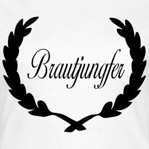 (brautjungfer4) T-Shirts - Frauen T-Shirt