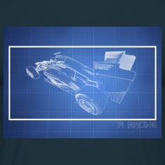 F1 Blueprint design 1