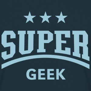 Super Geek T-Shirts - Men's T-Shirt