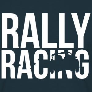 rally racing T-shirts - Mannen T-shirt