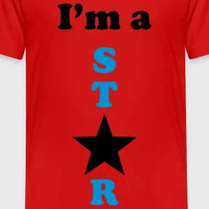 I'm a Star T-Shirts - Teenager Premium T-Shirt
