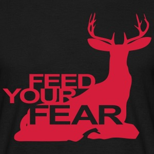 Feed your fear (Hannibal) T-Shirts - Männer T-Shirt
