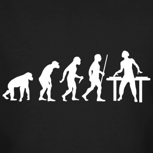 Evolution DJ T-Shirts - Men's Organic T-shirt