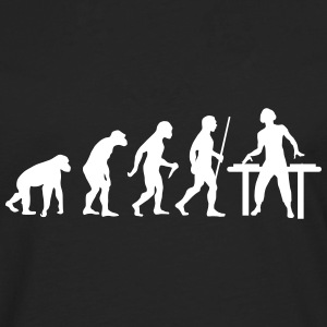 Evolution DJ Long sleeve shirts - Men's Premium Longsleeve Shirt
