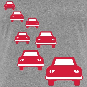 Cars Design T-Shirts - Frauen Premium T-Shirt
