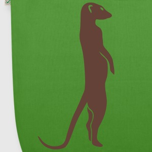 meerkat surikat moon Bags & backpacks - EarthPositive Tote Bag