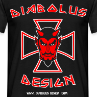Design ~ Diabolus Design Cross T-Shirt