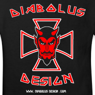 Design ~ Diabolus Cross Kids T-Shirt