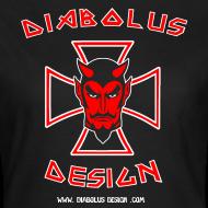 Design ~ Diabolus Design Women's Cross T-Shirt