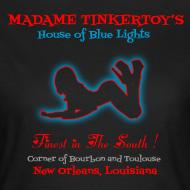 Design ~ Madame Tinkertoy's Women's T-Shirt Easy Rider