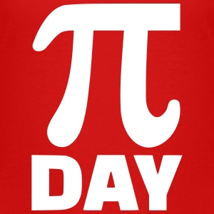 Pi Day T-Shirts - Kinder Premium T-Shirt