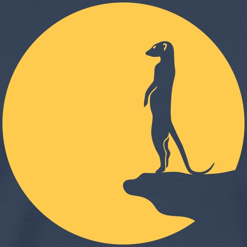 erdmännchen meerkat mond moon