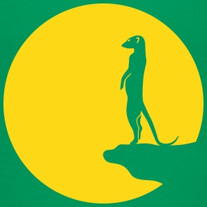 meerkat surikat moon Shirts - Teenage Premium T-Shirt