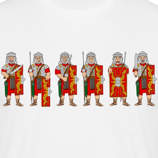Roman Soldiers (Front)