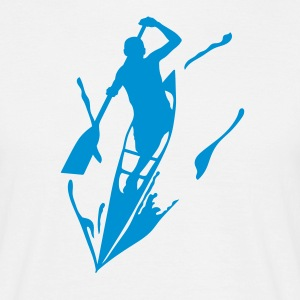 Canoe T-Shirts - Men's T-Shirt
