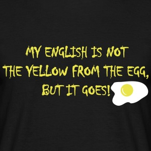 My English T-Shirts - Männer T-Shirt