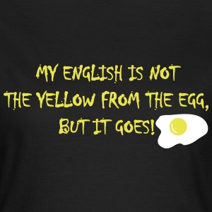 My English T-Shirts - Frauen T-Shirt