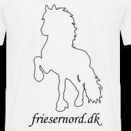 Motiv ~ Frieser Nord T-shirt Herre