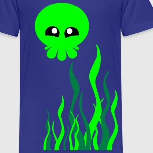 Little Cthulhu - Teenager premium T-shirt