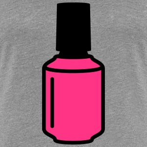 Nail Polish T-Shirts - Frauen Premium T-Shirt