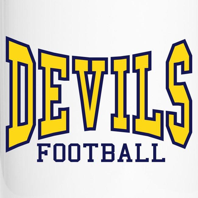 Devils Football Travel Mug
